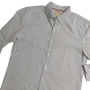 *3/$55* Slim-fit long sleeve casual shirt NWOT